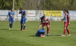 Mucho fair play en la Liga Femenina Iberdrola.