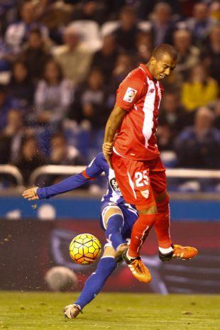 Deportivo - Sevilla. Deportivo de La Coruña-Sevilla