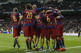 El FC Barcelona se consolida con 30 puntos como líder de la Liga BBVA