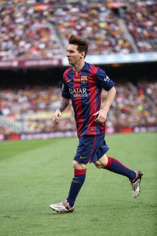 3. Messi (Barcelona). Alcanzó una media de 61 pases en 38 jornadas en las que sumó 2.331 asistencias