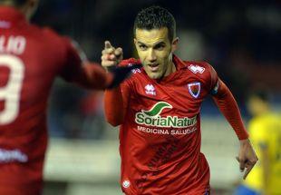 7. Julio Álvarez (CD Numancia). El jugador numantino completó 1.866 pases en 34 encuentros disputados, lo que le sitúa en una media de 55