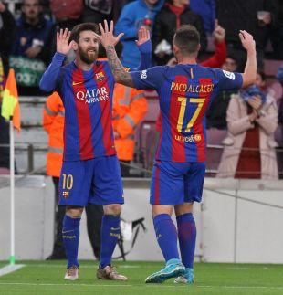 FC Barcelona - Osasuna.