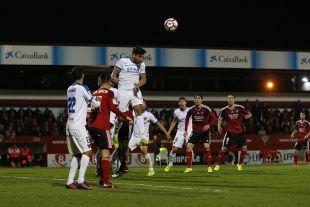 Mirandés - UCAM Murcia CF.