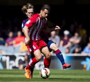 9. Granell (Girona FC). Logró una media de 44 pases del total de 1.832 que logró en 44 partidos