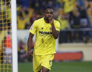 Bakambu suma diez goles en la Liga BBVA