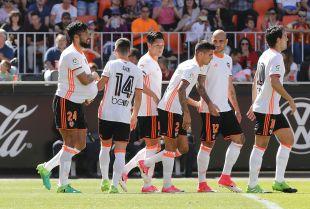 Valencia - Osasuna.