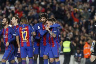 FC Barcelona - Hércules.