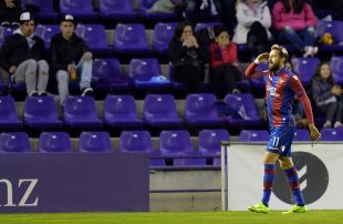 Valladolid - Levante.