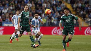 Málaga - R. Betis. MALAG-BETIS