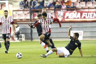 UD Logroñés - Sevilla.