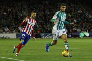R. Betis - Atlético.