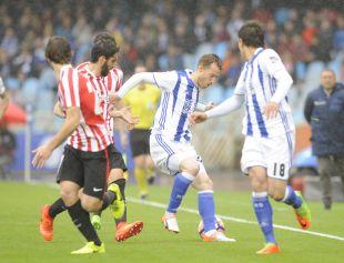 R. Sociedad - Athletic. PARTIDO