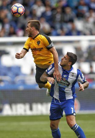 Deportivo - Málaga.