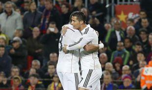 Cristiano consiguió el gol del empate