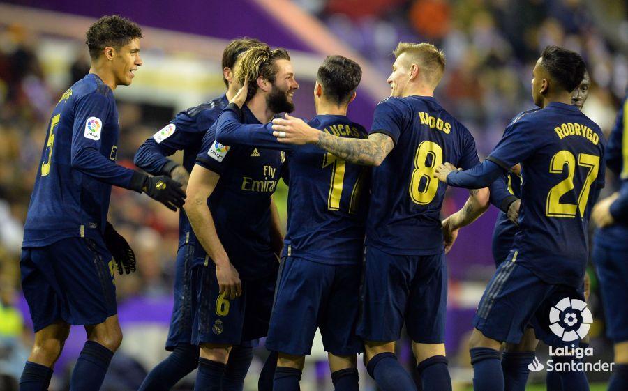 Примера. 21-й тур. Вальядолид - Реал 0:1. Минимализм на грани с нулячестю - изображение 3