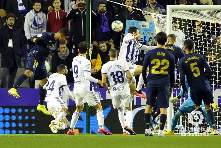Примера. 21-й тур. Вальядолид - Реал 0:1. Минимализм на грани с нулячестю - изображение 2