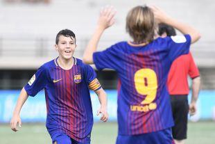 XXII Torneo Internacional LaLiga Promises Arona - Jornada 3. Partido Fc Barcelona - Atletico de Madrid