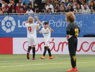 XXV Torneo Nacional PAMESA LaLiga Promises 2018 - Jornada 2