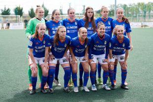 Playoff Ascenso Liga Iberdrola 2018 - EDF Logroño - R. Oviedo Moderno