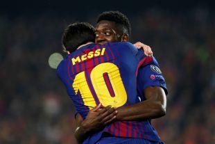 FC Barcelona - Chelsea FC // EFE/Alejandro García