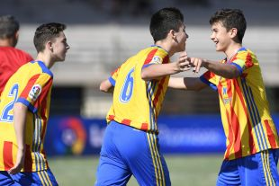 XXII Torneo Internacional LaLiga Promises Arona - Jornada 2. Partido Inter de MIlan - Valencia