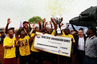 Kwamahlobo Games South Africa 2018/19