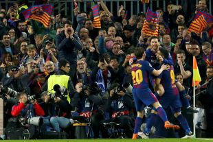 FC Barcelona - Chelsea FC // EFE/Enric Fontcuberta