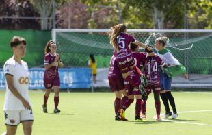 Playoff Ascenso Liga Iberdrola 2018 - CD Tacón - EDF Logroño