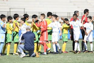 XXII Torneo Internacional LaLiga Promises Arona - Jornada 2. Partido Real Madrid - JEF United