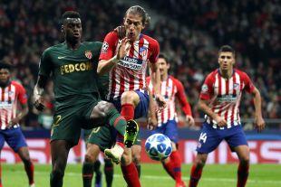 Atlético de Madrid - AS Mónaco // EFE/Kiko Huesca