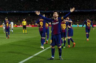 FC Barcelona - Chelsea FC // EFE / Enric Fontcuberta