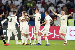 Real Madrid - Al Ain FC // EFE/EPA/MAHMOUD KHALED