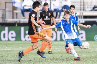 XXII Torneo Internacional LaLiga Promises Arona - Jornada 3. Partido Valencia - Espanyol