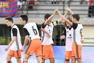 XXII Torneo Internacional LaLiga Promises Arona - Jornada 2. Partido Valencia - Borussia