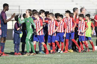 XXII Torneo Internacional LaLiga Promises Arona - Jornada 2. Partido Atletico de Madrid - PSG