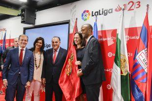 Otros eventos 2018-19 - 20180702 Acto bienvenida clubes LaLiga
