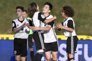XXII Torneo Internacional LaLiga Promises Arona - Jornada 1. Partido Valencia - JEF United