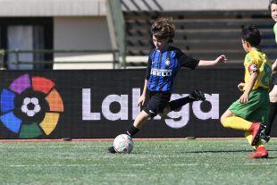 XXII Torneo Internacional LaLiga Promises Arona - Jornada 1. Partido JEF United - Inter de MIlan