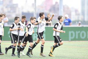 IV Torneo Internacional LaLiga Promises (Nueva Jersey 2018) - Jornada 3