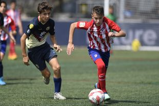 PARTIDO CLUB AMERICA - ATLETICO DE MADRID
