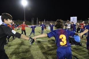 XXII Torneo Internacional LaLiga Promises Arona - Jornada 3. Partido Valencia - Fc Barcelona final