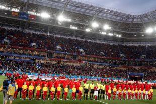 Mundial Rusia 2018 - Jornada 3. EFE/Javier Etxezarreta