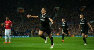 Manchester United - Sevilla FC // EFE/Peter Powell