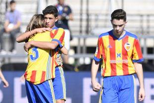XXII Torneo Internacional LaLiga Promises Arona - Jornada 1. Partido Real Madrid - Valencia
