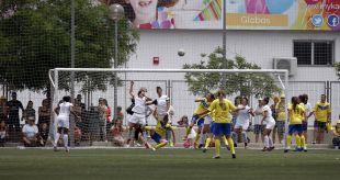 Playoff Ascenso Liga Iberdrola 2017 - 20170604 Alicante vs Real Madrid.
