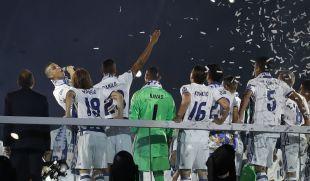 Otros eventos 2016-17 - 20170603 Celebraciones Champions Real Madrid.