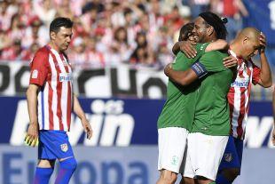 Otros eventos 2016-17 - 20170528 Partido solidario final de leyenda Calderón.