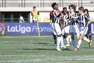 XXII Torneo Internacional LaLiga Promises Arona - Jornada 1. Partido PSG - Juventus
