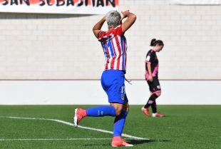 Copa de la Reina 2017 - Atlético de Madrid vs Rayo Vallecano.
