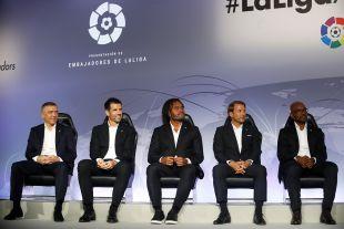 Otros eventos 2016-17 - 20161004 Presentación embajadores LaLiga.